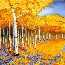 Wendy Wilkins - Golden Morning
