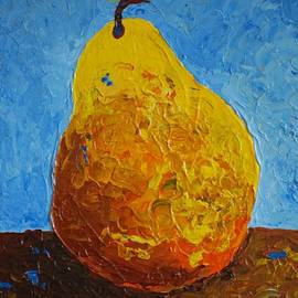 Cheryl Sameit - Golden Pear