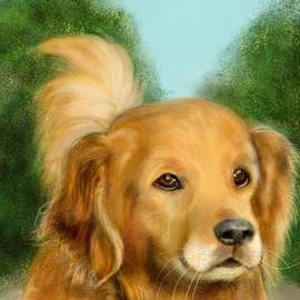 Ratika Puri - Golden Retriever