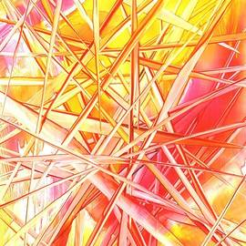 Julie Wrathall - Golden Shards