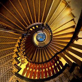 Jaroslaw Blaminsky - Golden stairs