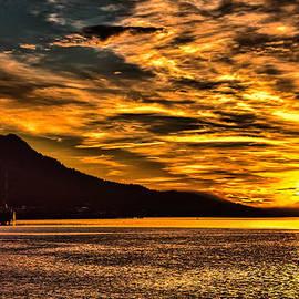 Timothy Latta - Golden Sunset
