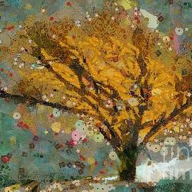 Stefania Vignotto - Golden Tree