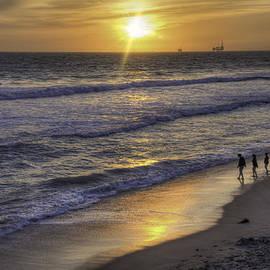 Spencer McDonald - Golden West Sunset