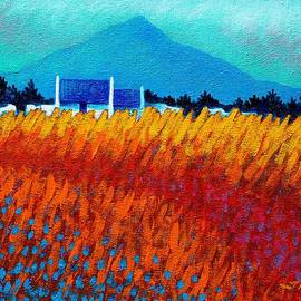 John  Nolan - Golden Wheat Field