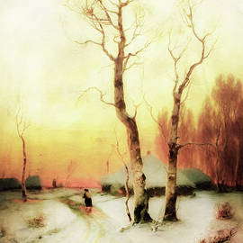 Georgiana Romanovna - Golden Winter Of Forgotten Dreams