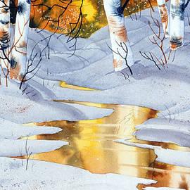 Teresa Ascone - Golden Winter
