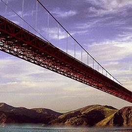 Bob and Nadine Johnston - Goldengate Bridge San Francisco