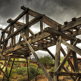 Saija  Lehtonen - Goldfield Ghost Town - The Bridge