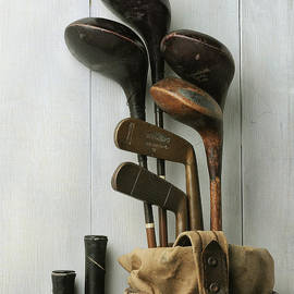 Krasimir Tolev - Golf Bag with Clubs