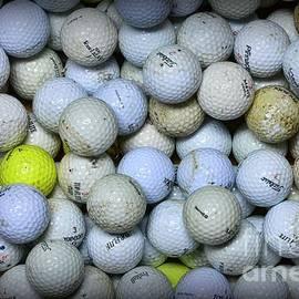 Paul Ward - Golf Balls 4