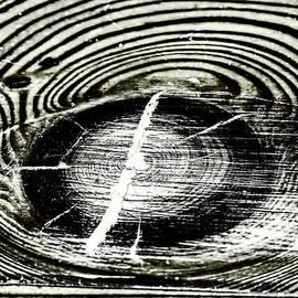 Leif Sohlman - Golv BW- Pattern In Floor