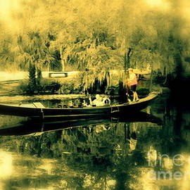 Michael Hoard - Gondola Hauntings In City Park New Orleans Louisiana 2