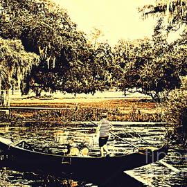 Michael Hoard - Gondola Hauntings In City Park New Orleans Louisiana 4