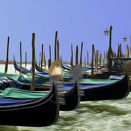 Claudio Bacinello - Gondolas