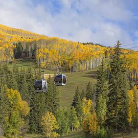TN Fairey - Gondolas Vail Colorado