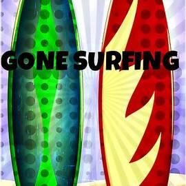 Tisha McGee - Gone Surfing