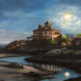 Eileen Patten Oliver - Good Harbor Moon