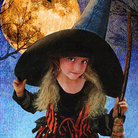 R christopher Vest - Good Witch Halloween With Brenna