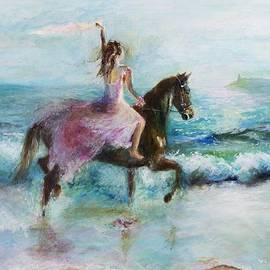 Siobhan Lewis - Goodbye Yesterday- new beginnings