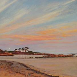 Patty Kay Hall - Gooseberry Beach Newport Rhode Island
