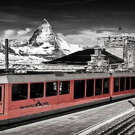 Adele Buttolph - Gornergrat Bahn