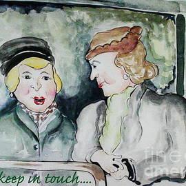 Joyce Gebauer - Gossip on the Bus