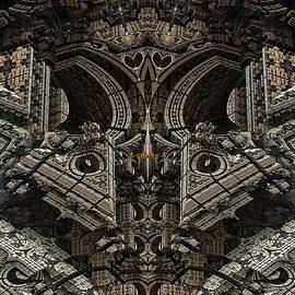 Rolando Burbon - Gothic Steampunk Structure