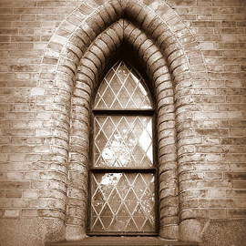 Carol Groenen - Gothic Window