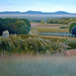 Catherine Twomey - Grace Vineyards No. 1