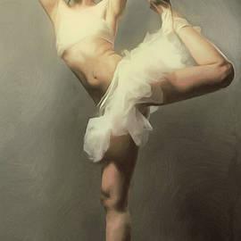 Georgiana Romanovna - Graceful En Pointe Ballerina