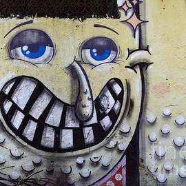 Bob Christopher - Graffiti Art Buenos Aires 1