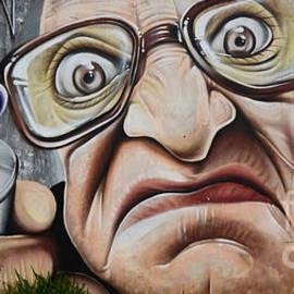 Bob Christopher - Graffiti Art Curitiba Brazil 22