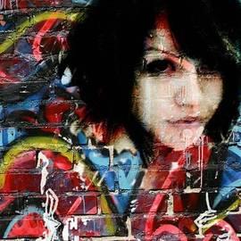 Gun Legler - Graffiti girl