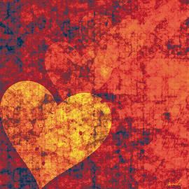 Marsha Charlebois - Graffiti Hearts