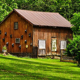 Pamela Phelps - Grahmsville NY Country Barn