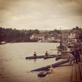 Sarah Walsh - #graiguenamanagh #barrow #river #ireland