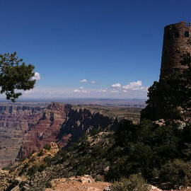 Beth Russell - Grand Canyon and Watch Tower