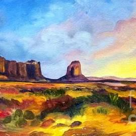 Julie Brugh Riffey - Grand Canyon-Arizona