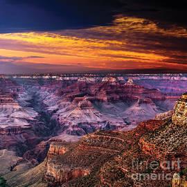 Ludmila Nayvelt - Grand Canyon  Arizona