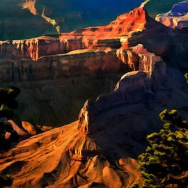 Bob and Nadine Johnston - Grand Canyon at Sunset