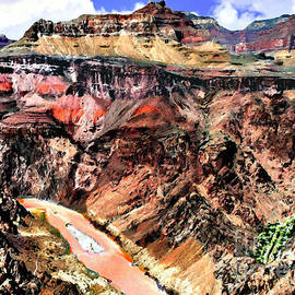 Bob and Nadine Johnston - Grand Canyon Colorado River