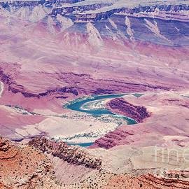 Debra Thompson - Grand Canyon Colorful Vista