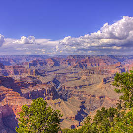 Norman Blume - Grand Canyon HDR