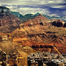 Bob and Nadine Johnston - Grand Canyon Lipan Point