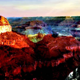 Bob and Nadine Johnston - Grand Canyon National Park Sunrise ForSale