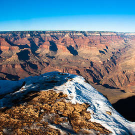 William Beverly - Grand Canyon Noon Sun