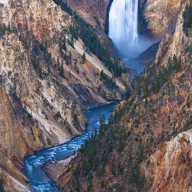 Don Hall - Grand Canyon of the Yellowstone