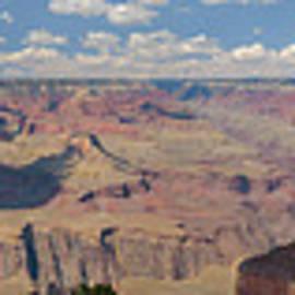 Loree Johnson - Grand Canyon panorama