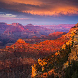 Adam Schallau - Grand Canyon - The Heart of the Earth